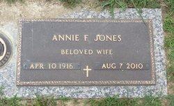 Annie F. Jones