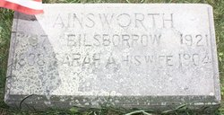 Sarah A Ainsworth