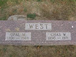 Opal M. West
