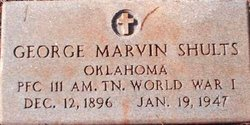 George Marvin Shults