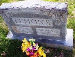Stella B. <I>Horn</I> Lemons