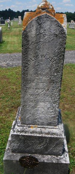Tryphena S. <I>Webster</I> Aldrich