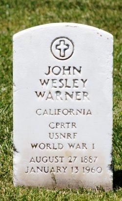 John Wesley Warner