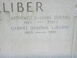 Arthemise <I>LaBarre</I> Dorand
