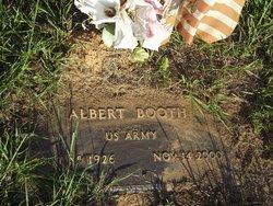 Albert Booth