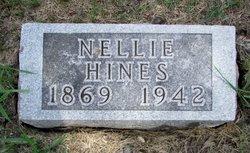 Nellie <I>West</I> Hines
