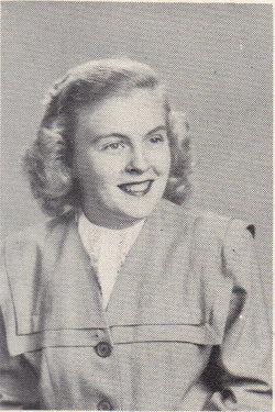Marian M. <I>Hofmaster</I> McCarthy