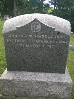 Mattie E Simrell