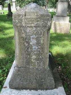 Lillian J. <I>Woodin</I> Barker