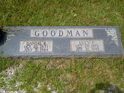 Lucy <I>Fitzhugh</I> Goodman