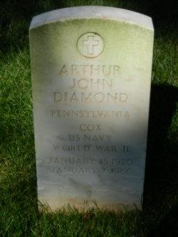 Arthur John Diamond