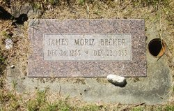 James Moriz Becher