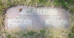 George A Williams