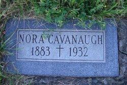 Nora <I>O'Donnell</I> Cavanaugh