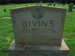 William M Bivens