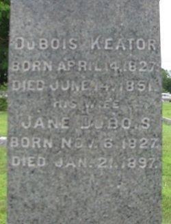 DuBois Keator