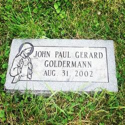John Paul Gerard Goldermann