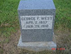 George Frederick West
