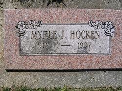 Myrle J. Hocken