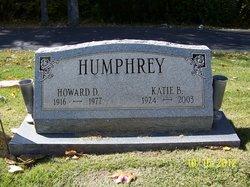 Howard Dee Humphrey