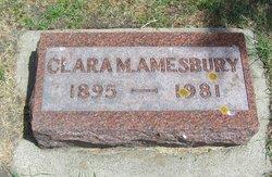 Clara M Amesbury