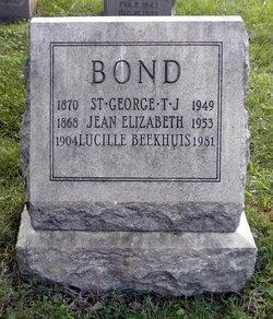Lucille <I>Bond</I> Beekhuis