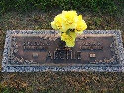 Rev Elva Cleveland Archie
