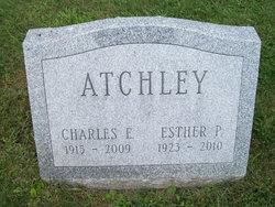 Esther P <I>Houck</I> Atchley