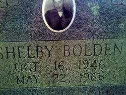 Shelby Bolden