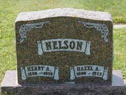 Hazel Adele <I>Wyman</I> Nelson