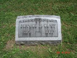 Bernice H <I>Campbell</I> Clapp