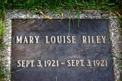 Mary Louise Riley