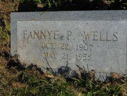 Fannye P Wells