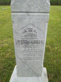 Asa Woodmansee