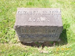 Elizabeth <I>Marshall</I> Adams