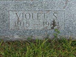 Violet Surrene <I>Field</I> Kadwell