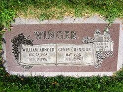William Arnold Winger