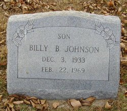 Billy B. Johnson