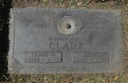 Gladys Marie <I>Downum</I> Clark