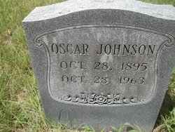 Oscar Johnson, Sr