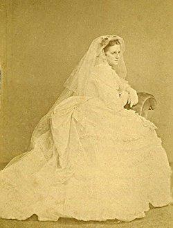 Annie Augusta <I>Davis</I> Appleton