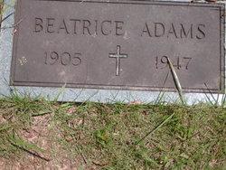 Beatrice Essie Adams