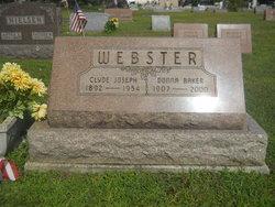 Donna <I>Baker</I> Webster