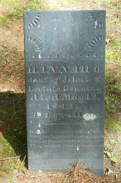 Hannah O. Downing