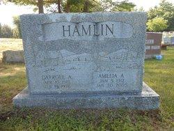 Amelia Ann <I>Lo Presti</I> Hamlin