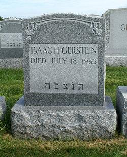 Isaac Hirsh Gerstein
