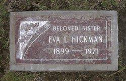 Eva Lynn <I>Brown</I> Hickman