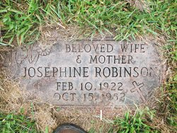 Josephine Robinson