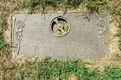 Viola J. Adams