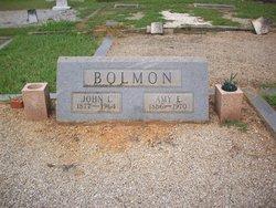John Lawrence Bolmon